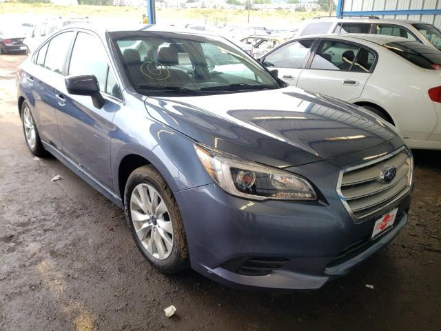 2017 Subaru Legacy 2.5 en venta en Colorado Springs, CO
