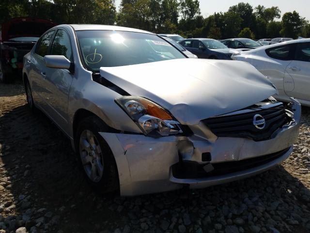 Salvage cars for sale from Copart Columbus, OH: 2009 Nissan Altima 2.5