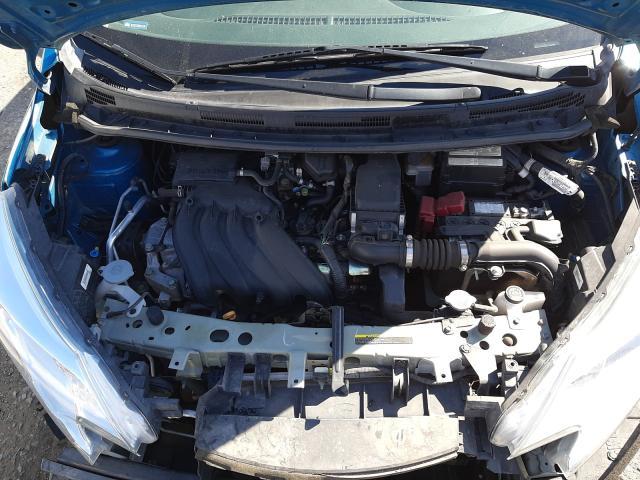 3N1CE2CP1FL448250 2015 Nissan Versa Note 1.6L