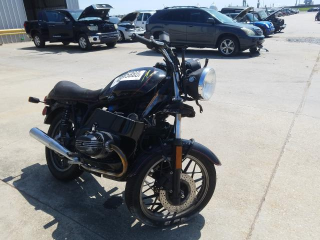 BMW salvage cars for sale: 1982 BMW R100 RT