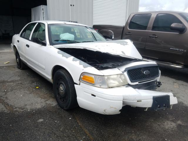 Ford Crown Victoria salvage cars for sale: 2004 Ford Crown Victoria