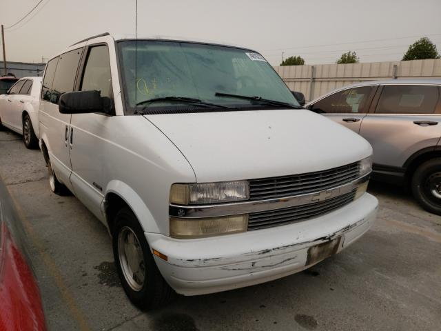 Salvage cars for sale from Copart Wilmington, CA: 2001 Chevrolet Astro