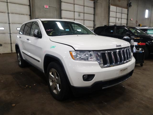 Salvage cars for sale from Copart Blaine, MN: 2011 Jeep Grand Cherokee