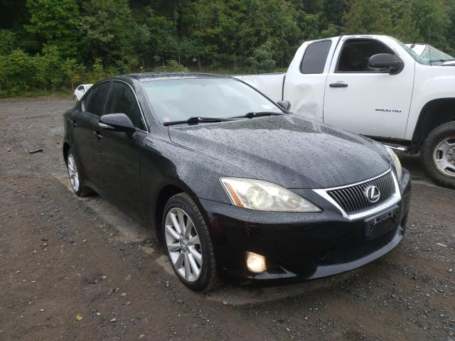 Salvage cars for sale from Copart Marlboro, NY: 2010 Lexus IS 250