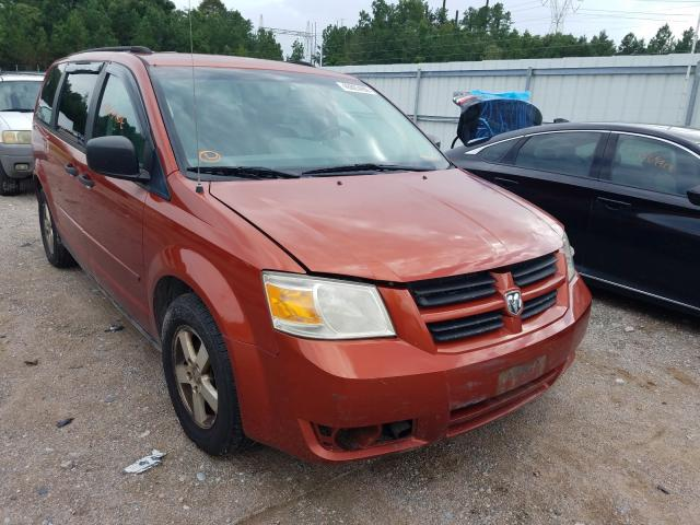 Vehiculos salvage en venta de Copart Charles City, VA: 2008 Dodge Grand Caravan