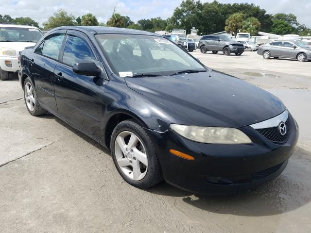 Salvage cars for sale from Copart Punta Gorda, FL: 2003 Mazda 6 S