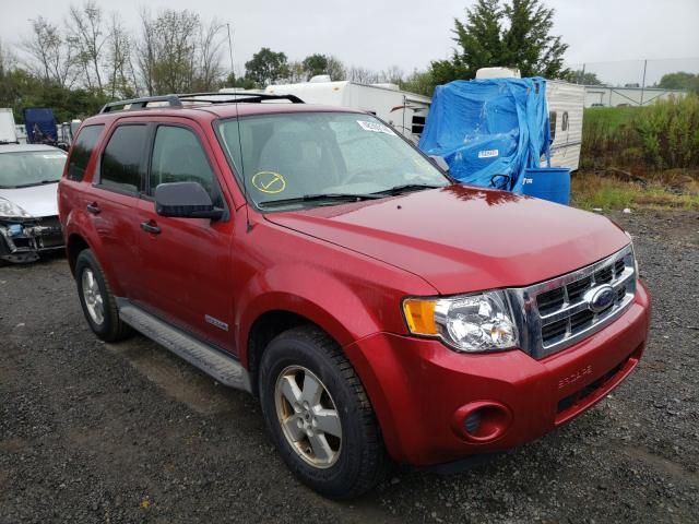 Ford Escape XLS Vehiculos salvage en venta: 2008 Ford Escape XLS