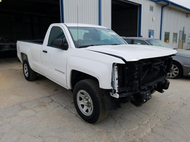 Salvage cars for sale from Copart Bridgeton, MO: 2014 Chevrolet Silverado