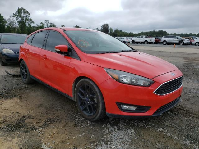 Salvage 2016 Ford FOCUS for sale
