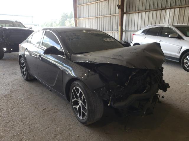 Buick Regal Sport salvage cars for sale: 2016 Buick Regal Sport