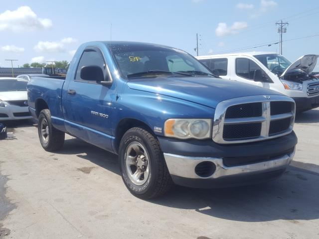 Salvage cars for sale at Lebanon, TN auction: 2004 Dodge RAM 1500 S