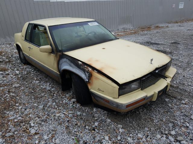 1986 cadillac eldorado 4 1l 8 in ne lincoln 1g6el5780gu614722 for sale autobidmaster autobidmaster