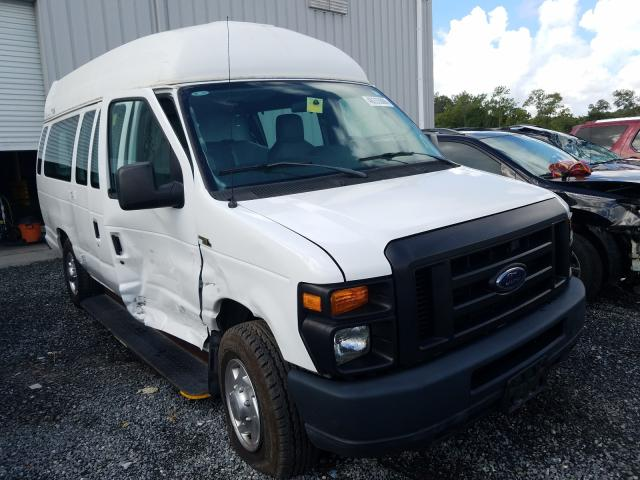 Ford E250 salvage cars for sale: 2010 Ford E250