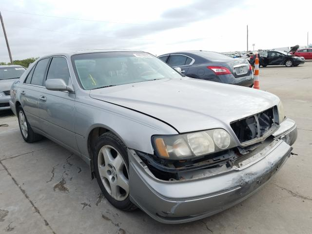 Infiniti Q45 Base salvage cars for sale: 2001 Infiniti Q45 Base