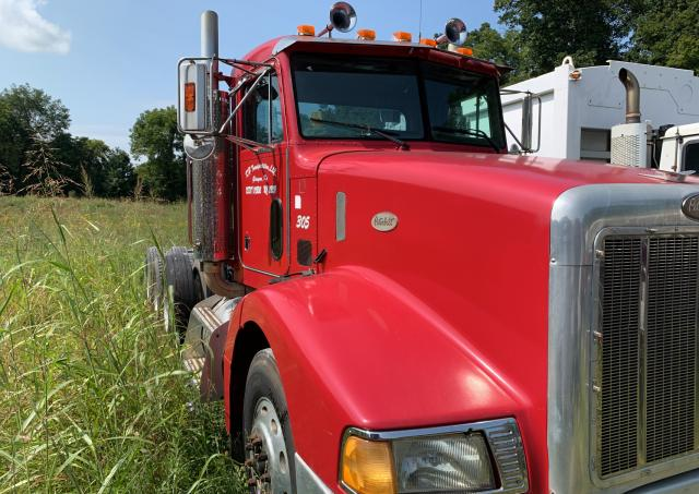 Peterbilt 377 salvage cars for sale: 2000 Peterbilt 377