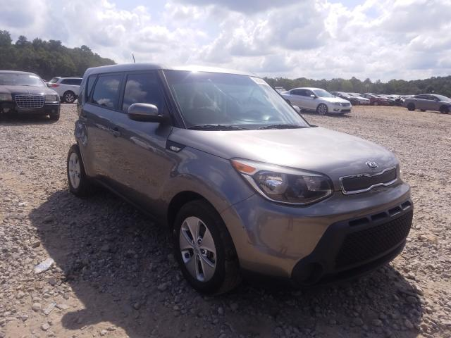KIA Soul salvage cars for sale: 2014 KIA Soul