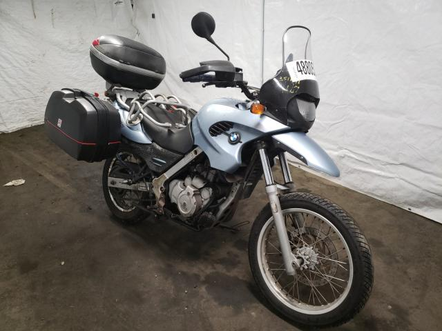 BMW salvage cars for sale: 2001 BMW F650 GS