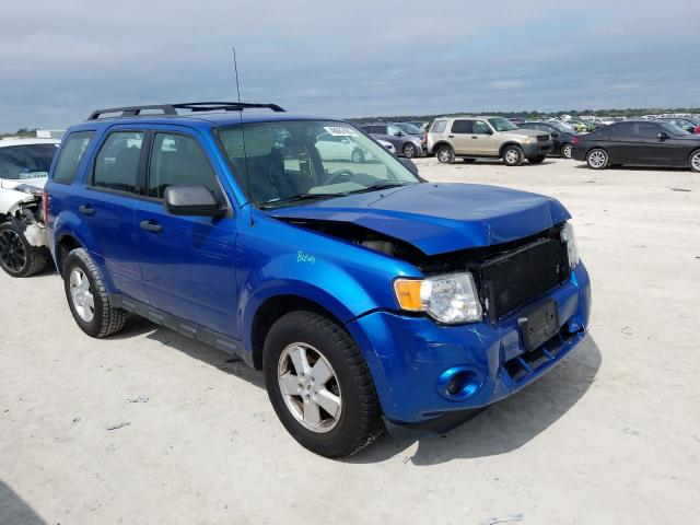 Ford Escape XLS Vehiculos salvage en venta: 2011 Ford Escape XLS