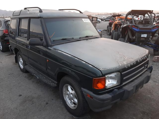 Land Rover Discovery salvage cars for sale: 1999 Land Rover Discovery