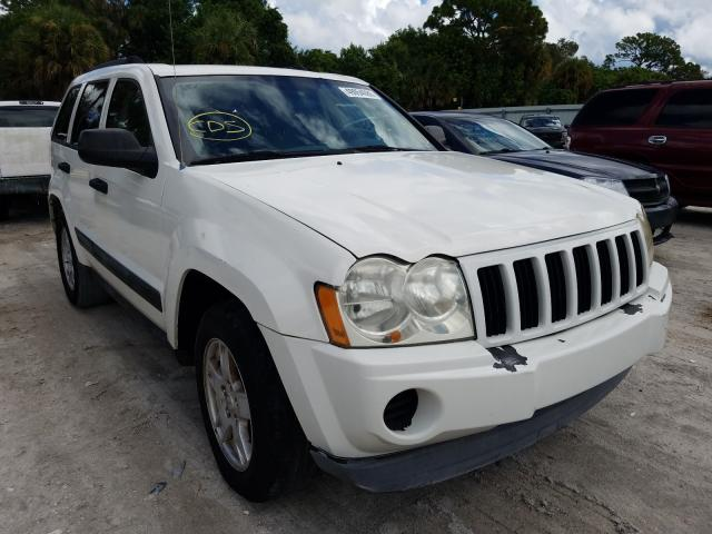 Jeep salvage cars for sale: 2005 Jeep Grand Cherokee