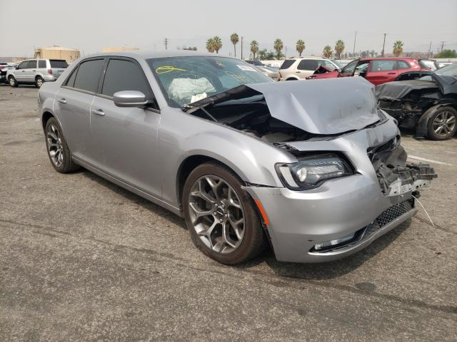 Chrysler salvage cars for sale: 2017 Chrysler 300 S