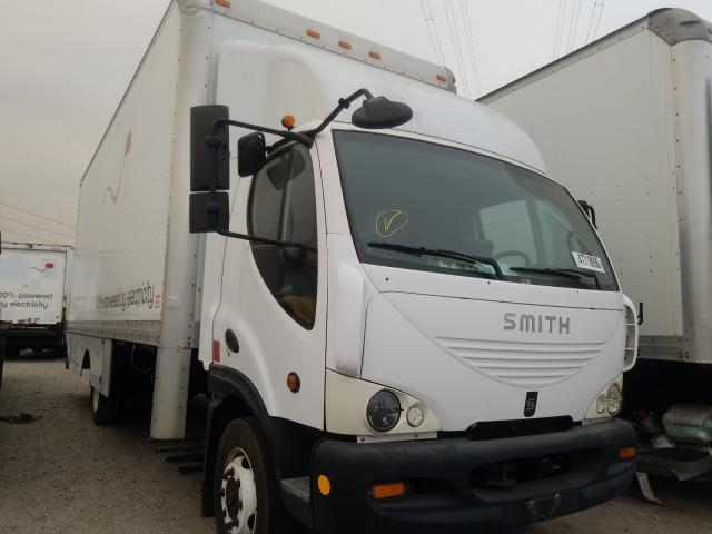 Smith Electric salvage cars for sale: 2010 Smith Electric D120 SC