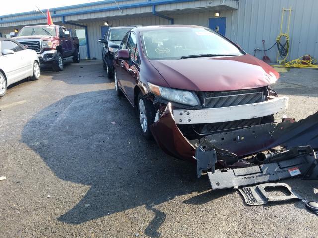 2012 Honda Civic LX en venta en Memphis, TN
