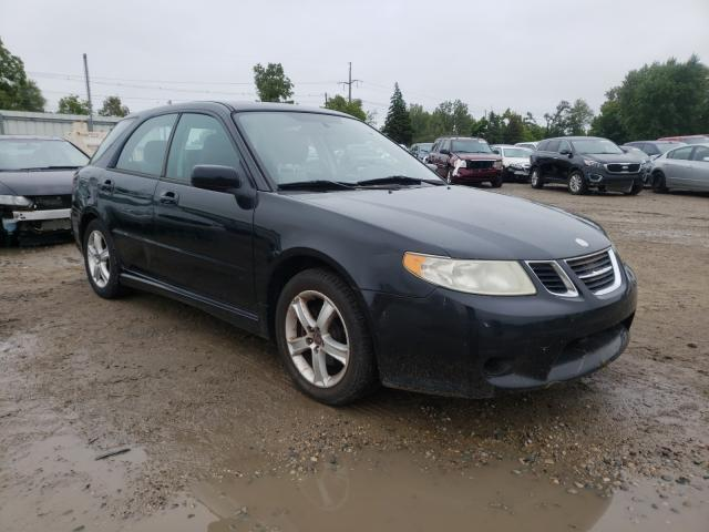 Saab 9-2 2.5I salvage cars for sale: 2006 Saab 9-2 2.5I