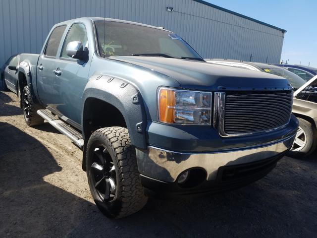 Salvage cars for sale from Copart Rocky View County, AB: 2008 GMC Sierra K15