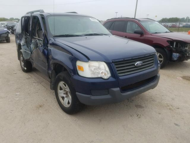 Ford salvage cars for sale: 2006 Ford Explorer X