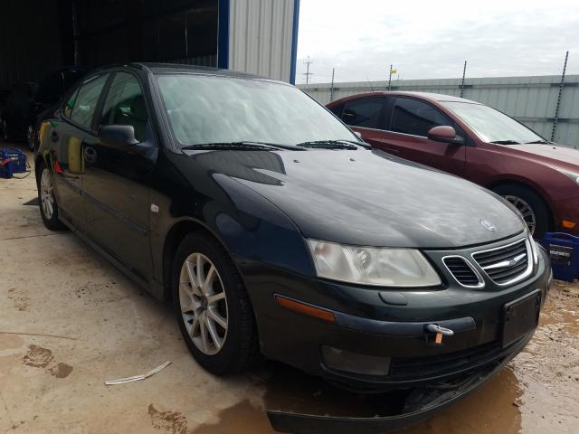 Saab salvage cars for sale: 2003 Saab 9-3 Linear