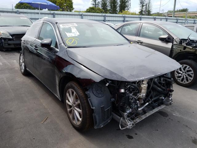 Mercedes-Benz A 220 4matic salvage cars for sale: 2020 Mercedes-Benz A 220 4matic