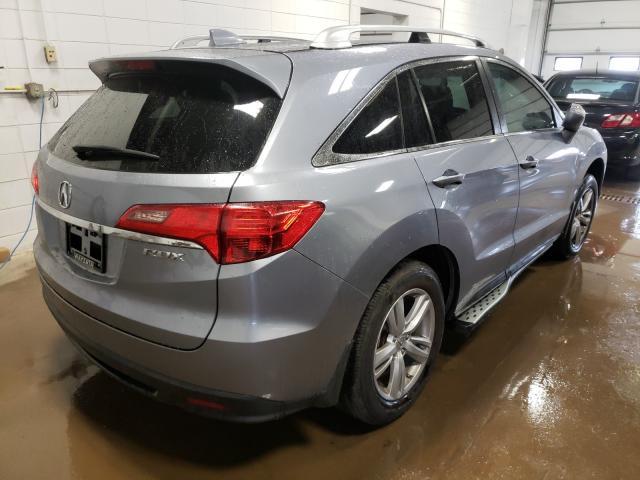 цена в сша 2013 Acura Rdx Techno 3.5L 5J8TB3H55DL004575