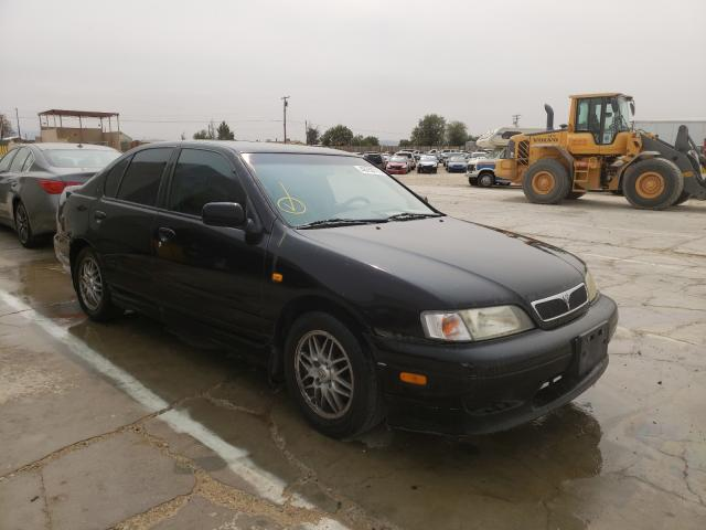 Infiniti salvage cars for sale: 2000 Infiniti G20