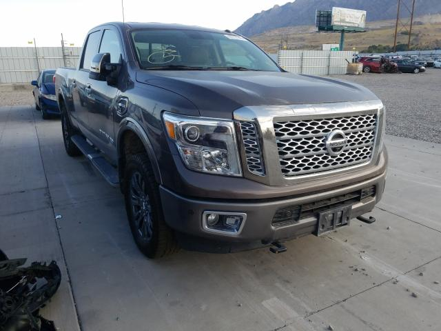 2016 Nissan Titan XD S for sale in Farr West, UT