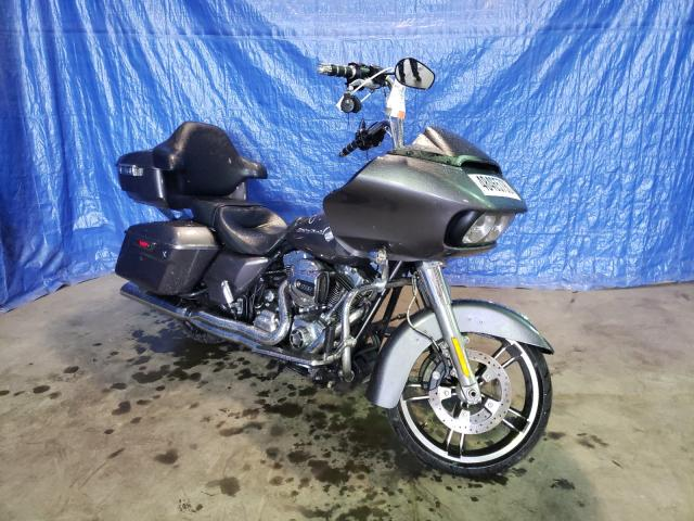 Salvage cars for sale from Copart Finksburg, MD: 2016 Harley-Davidson Fltrx Road
