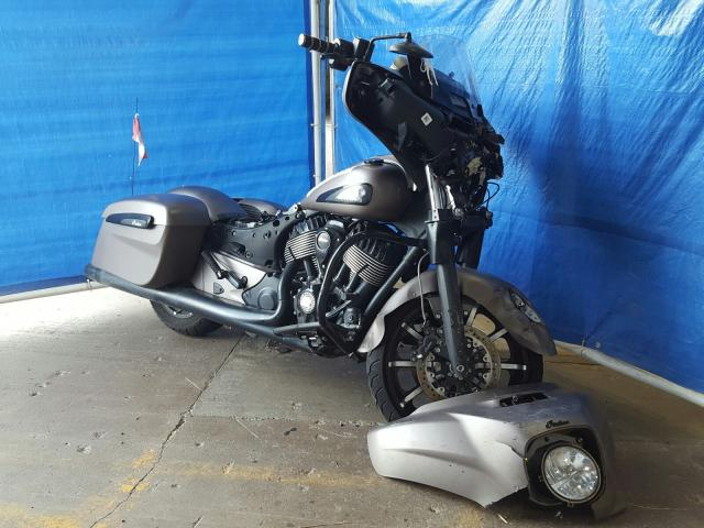 Indian Motorcycle Co. Chieftain salvage cars for sale: 2019 Indian Motorcycle Co. Chieftain