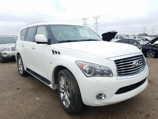2014 Infiniti QX80 for sale in Elgin, IL