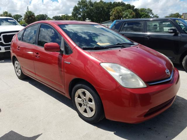 Salvage cars for sale from Copart Punta Gorda, FL: 2006 Toyota Prius