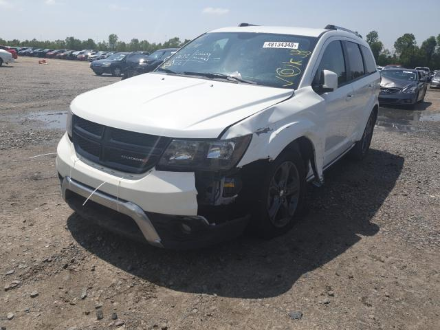2016 DODGE JOURNEY CR 3C4PDCGG8GT134050