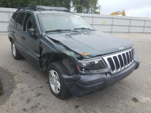 salvage certificate 2003 jeep cherokee 4 0l for sale in dunn nc 48714520 a better bid car auctions