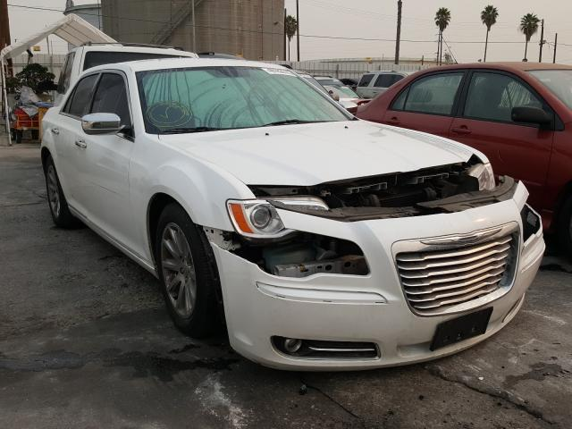 Salvage cars for sale from Copart Wilmington, CA: 2012 Chrysler 300 Limited
