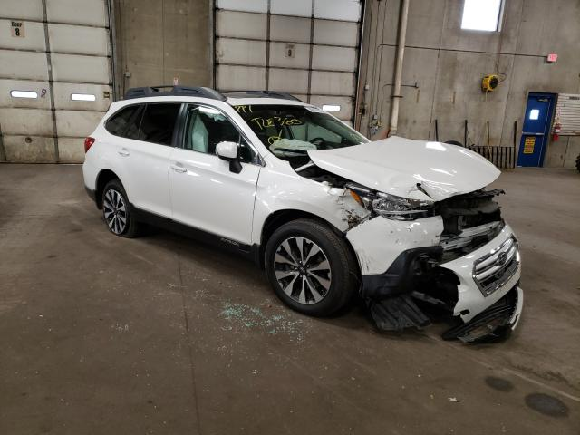 Salvage cars for sale from Copart Blaine, MN: 2016 Subaru Outback 2