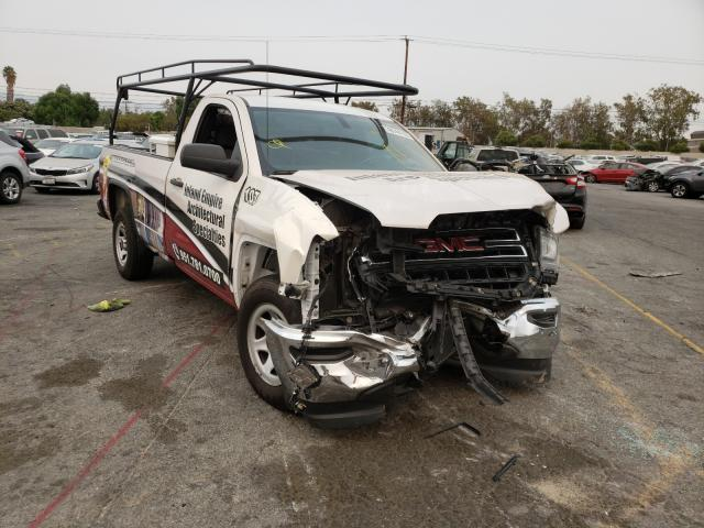 Salvage cars for sale from Copart Colton, CA: 2016 GMC Sierra C15