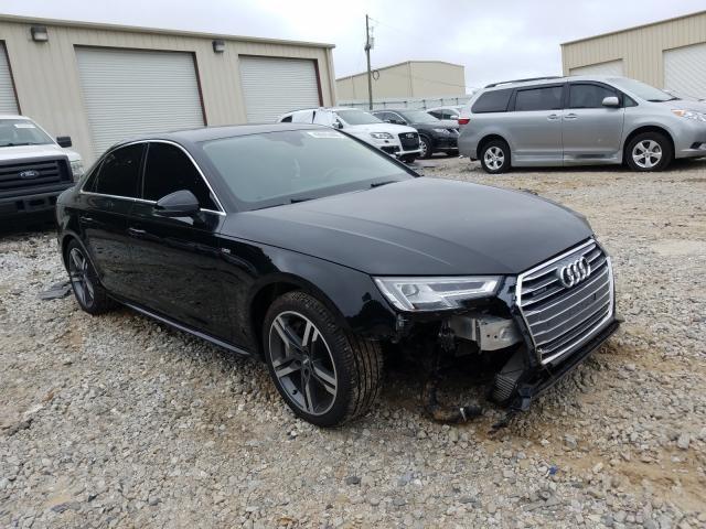 2017 Audi A4 Premium en venta en Gainesville, GA