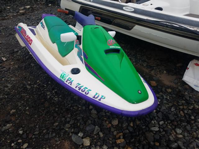 Bombardier salvage cars for sale: 1994 Bombardier Seadoo
