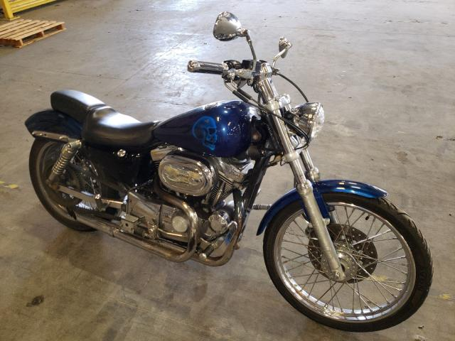 Salvage cars for sale from Copart Jacksonville, FL: 1998 Harley-Davidson XL1200 C