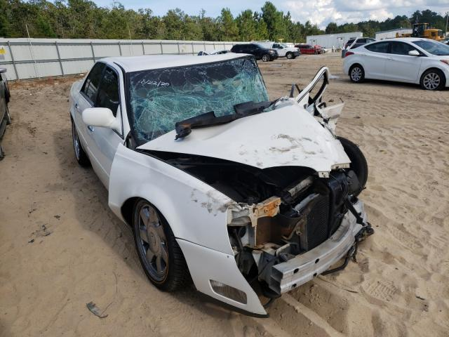 Salvage cars for sale from Copart Gaston, SC: 2004 Cadillac Deville