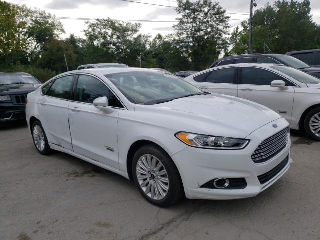 2016 Ford Fusion SE for sale in Marlboro, NY