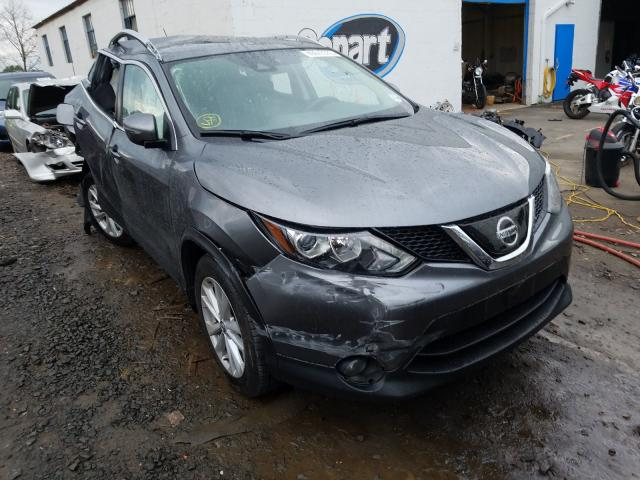 Salvage cars for sale from Copart Hillsborough, NJ: 2019 Nissan Rogue Sport